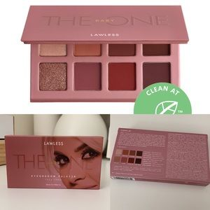 NEW Lawless The Baby One eyeshadow palette
